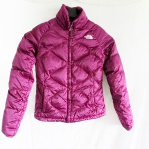 THE NORTH FACE FULL ZIP DOWN JACKET Coat Puffer